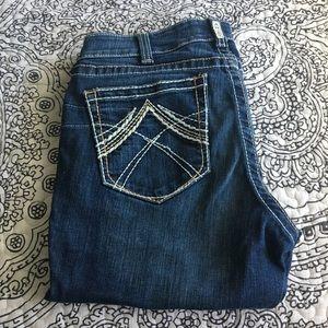 Ariat women bootcut jeans
